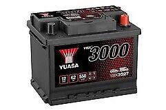 Yuasa YBX3027 Standard Battery