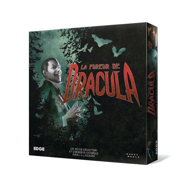 La Fureur de Dracula, Dracula, Dracula, Edge Entertainment 25ec1a