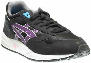 ASICS-Gel-Saga-Casual-Shoes-Black-Womens