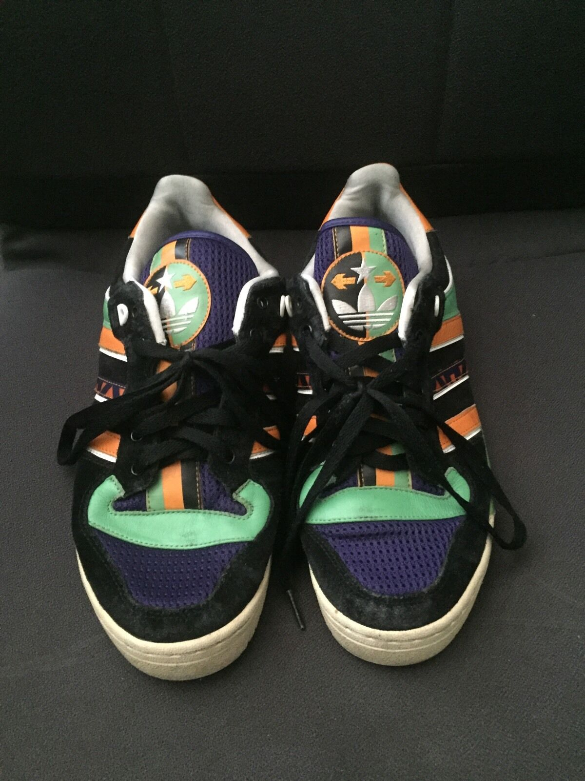 b640d73a3 Mens Adidas 2009 2009 2009 NBA All Star Sneakers Shoes Size 10.5 VERY RARE!