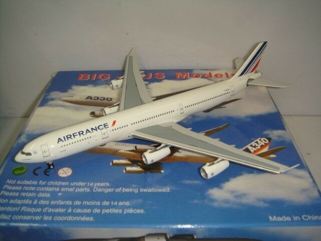 Aeroclassics Air France AF A340-300  2009s New color - F-GLZK  1 400