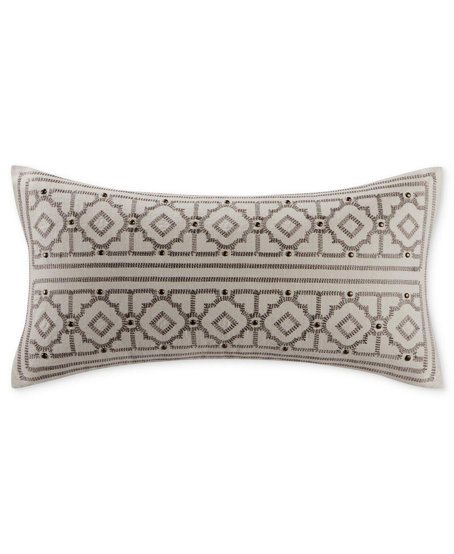 Echo Odyssey 10  x 20  Oblong Decorative Pillow Beige B98207