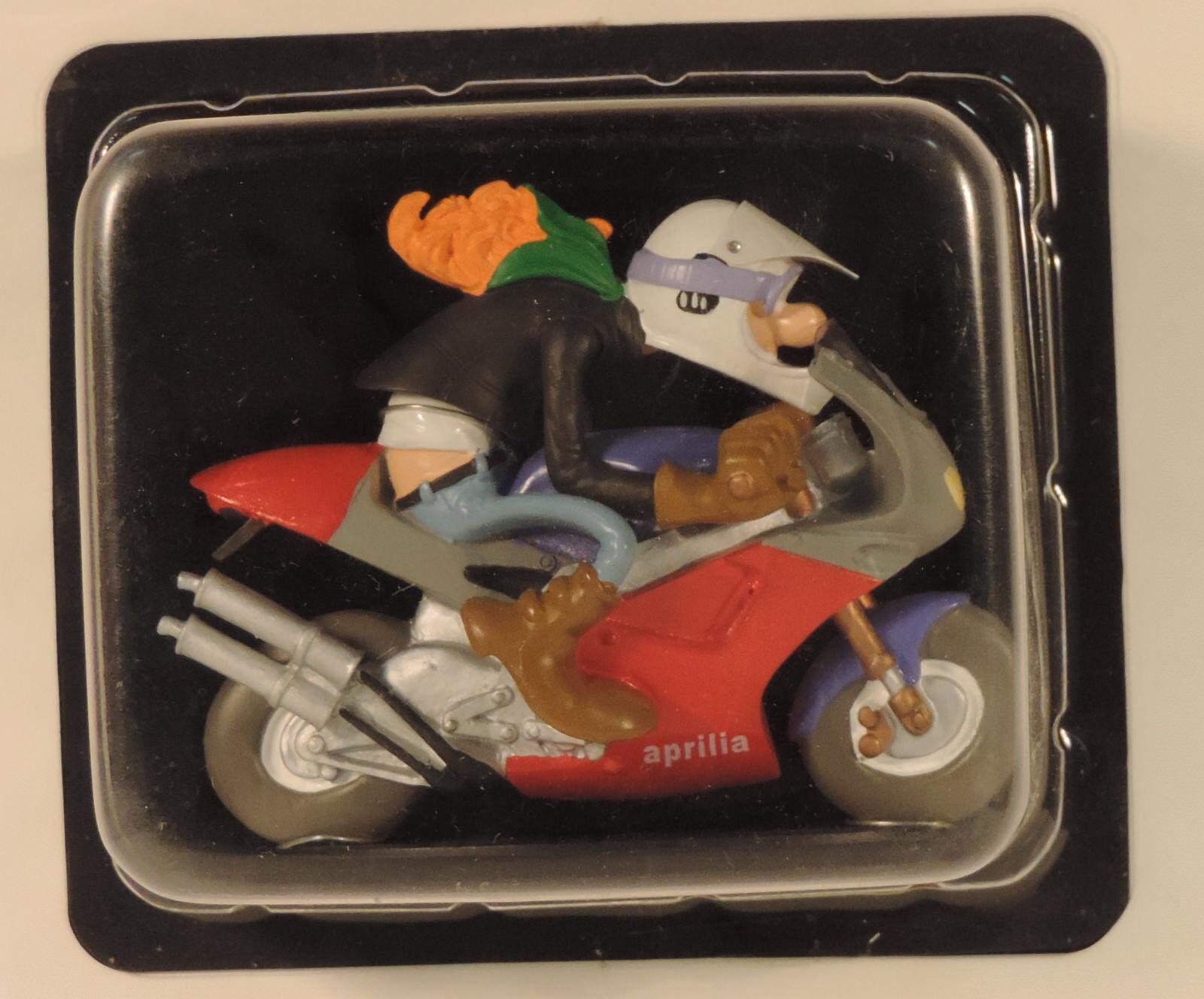 Moto Joe Bar Team 102 102 102 Aprilia 250 RS de 1995 1 18 figurine Hachette cac5f0