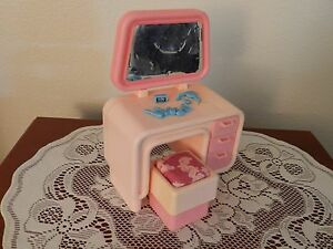 763f138a859 Image is loading Mattel-Barbie-Dream-Furniture-Collection-Vanity-amp-Seat