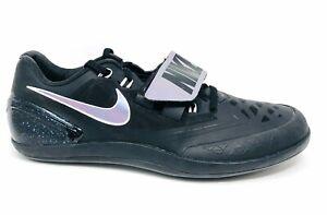 Nike-Zoom-Rotational-6-Track-Throw-Shot-Put-Discus-Men-Size-12-Black-685131-003