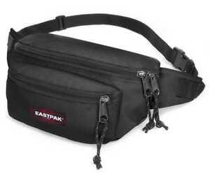 EASTPAK Bauchtasche Doggy Bag Black 3L EK073_008 Gürteltasche schwarz NEU