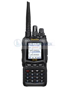 KG-V98 LTE Real Gvw Transceiver Triband Handfunkgerät Vhf / Uhf Analog + 4 G