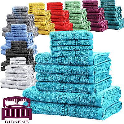 10 Piece of Luxury Towel Bale Set