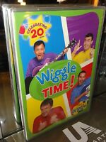 Wiggles, The: Wiggle Time (dvd) Celebrating 20 Years Brand