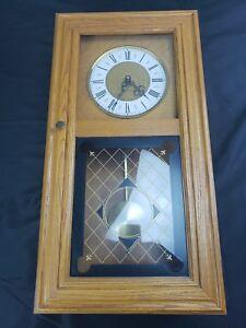 Hermle-Quartz-Timberlake-Chiming-Wall-Clock-model-1217-Loren-C-Cawood