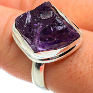 Amethyst-925-Sterling-Silver-Ring-Size-9-Ana-Co-Jewelry-R40970F