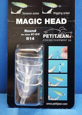 #4//0 MAGIC HEAD R14 #1//0 MAGIC HEAD round R14 Hakengr Marc Petitjean 4 St
