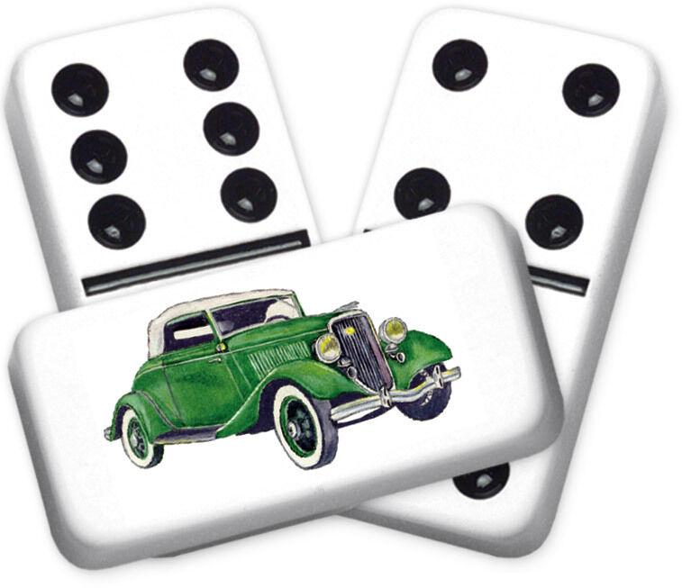 precios mas bajos Americana serie 1934 Ford diseño doble seis Tamaño Profesional Profesional Profesional dominó  marcas en línea venta barata