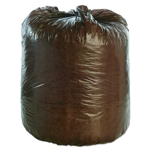 20-30gal,... Stout by Envision G3036B80 Eco-Degradable Plastic Trash Bag