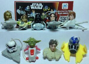 Star Wars Episode 7 FS321-FS329 series Kinder Surprise 1 BPZ