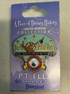 DLR P.T Flea Market LE 2000 Disney Pin 88634 Piece of Disney History
