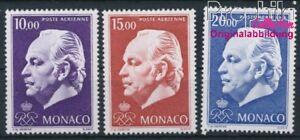 Monaco-1160-1162-postfrisch-1974-Flugpost-8940409