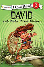 David and God's Giant Victory: Biblical Values by Zondervan (Paperback, 2010)