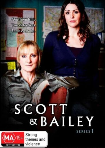 1 of 1 - Scott & Bailey: Series 1 (DVD) Brand New