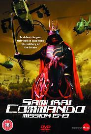 1 of 1 - Samurai Commando Mission 1549