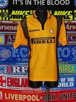 4/5 Inter Milan adults L 1996 third football shirt jersey trikot maglia soccer