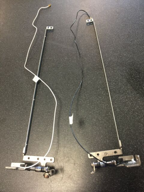 Wi-Fi Antenna Left + Right Lenovo IdeaPad Y500 15.6-Inch Laptop LCD Hinges