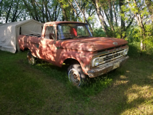 1962 Ford F 100