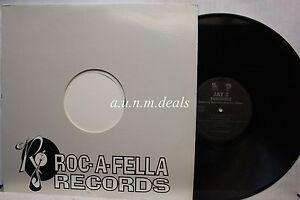 Jay-Z-Sunshine-Def-Jam-Records-LP-12-034-VG