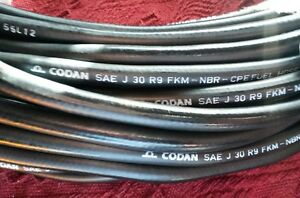 5-6mm-ID-SAE-J30-R9-Fuel-Hose-1-5m-Ethanol-Tolerant-Pipe-Aircooled-VW-CODAN-Carb