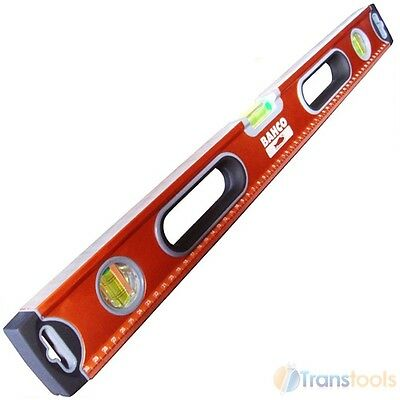 Bahco 466-600 Box Beam Section Spirit Level 24in 600mm