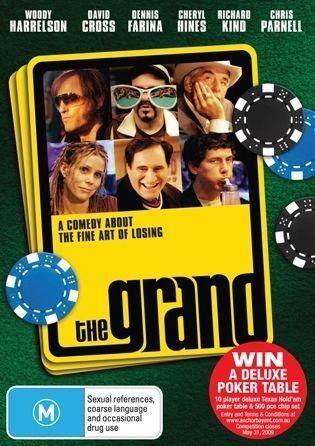 1 of 1 - The Grand DVD Dennis Farina Woody Harrelson Ray Romano Michael McKean
