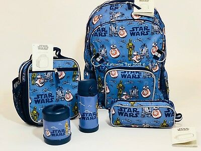 "Star Wars® BB8 16/"" Kids/' Bookbag Backpack with Beanie /& Motion LED Lights"
