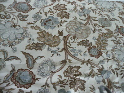 Barclay Butera Fabric by the yard SOMERSET in Hickory Kravet Designs