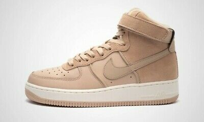 Nike Air Force 1 Hi Bio Beige Taille UK 8.5 BV0312 200 | eBay
