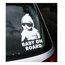 Autocollant voiture Bébé à bord, sticker Baby on Board