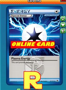 Plasma Energy Playset - for Pokemon TCG Online ( DIGITAL ptcgo in Game Card) - Italia - Plasma Energy Playset - for Pokemon TCG Online ( DIGITAL ptcgo in Game Card) - Italia