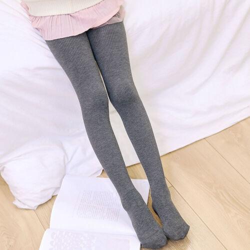 Kids Girls Soft Elastic Tights Pantyhose Children Non Slip Ballet Dance Pants