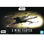Bandai-Star-Wars-X-WING-FIGHTER-STAR-WARS-THE-RISE-OF-SKYWALKER-1-72 miniature 1