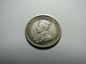 1914-Canada-5-Cents-Silver
