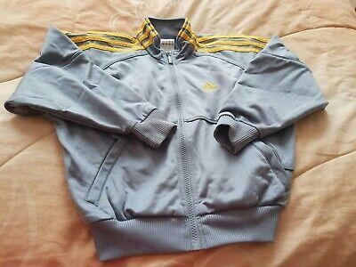 100% Wahr Jacke Für Jungen, Sportjacke, Adidas, Gr. 116, Grau/gelb, Sehr Gut Erhalten Seien Sie In Geldangelegenheiten Schlau