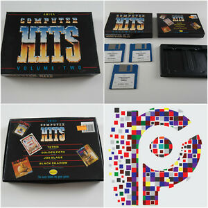 Computer Hits Volume Two A Game for the Commodore Amiga Computer testedampworking - Cleveland, United Kingdom - Computer Hits Volume Two A Game for the Commodore Amiga Computer testedampworking - Cleveland, United Kingdom