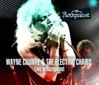 Live at Rockpalast 4009910125021 by Wayne County and The Electric Chairs