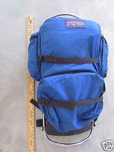 Image is loading Jansport-External-Frame-Backpack 17cd98e30785f