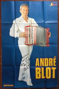 Affiche-ANDRE-BLOT-Accordeon-avec-dedicace