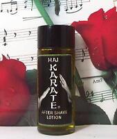 Hai Karate After Shave 4.0 Oz. Unboxed