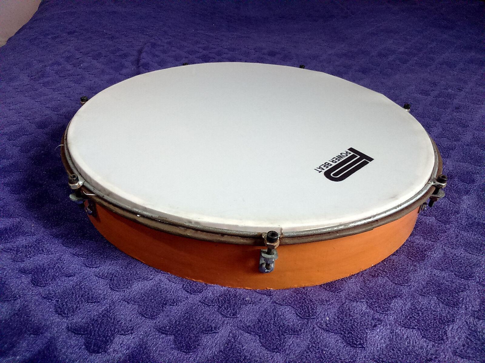Professional Riqq Req Bendir Dof Duf Daf Tambourine Percussion instrument
