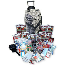 Wise 2 Week Deluxe Emergency Survival Kit (Camo Bag)