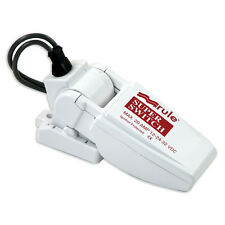 Rule-A-Matic Float Switch Rule 37A Super Switch Bilge Pump Float Switch 20 Amp
