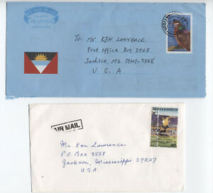 198s-and-90s-Antigua-amp-Barbuda-postal-history-2-items-inc-world-cup-L-52