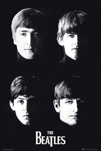 BEATLES-PORTRAITS-POSTER-24x36-MUSIC-BAND-52090